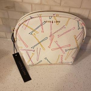 Love & Lore Small Cosmetic Bag